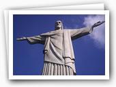 Le Corcovado (la statue du Christ)