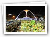 Le Sambodrôme (où a lieu le carnaval)