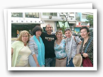 Madson and Ausra Sharples group (Lithuania)